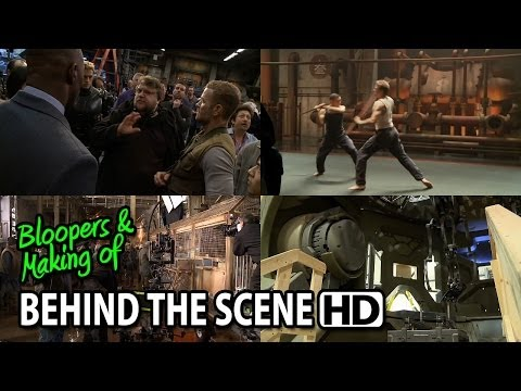Pacific Rim (2013) Making of & Behind the Scenes (Part1/3) streaming vf