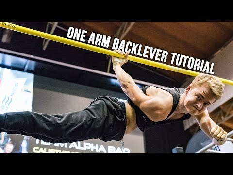 One Arm Backlever