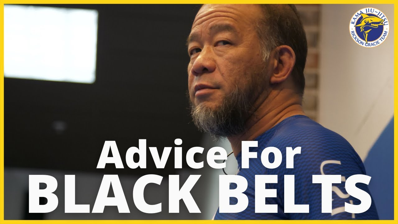 Advice For BLACK BELTS! You're A Black Belt, Now What? (Part 1)