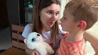 ПРОПАЛА КОШКА Мама и Лев поиск сбежавшего котенка Скетч Lost Kitties от Super Lev