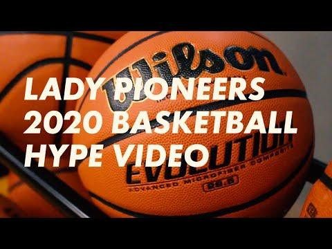 Lady Pioneers 2020 Hype - Thomas Walker High School