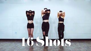 BLACKPINK 블랙핑크 16 Shots 커버댄스 DANCE COVER 안무 거울모드 CHOREOGRAPHY MIRRORED