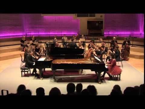 Mozart: Concerto for Two Pianos and Orchestra, K.365, Rondo