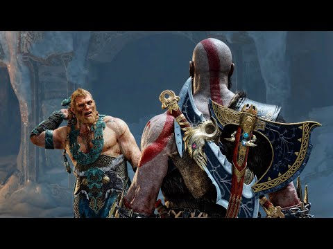 SONS OF THOR ARE WELCOME TO TRY - God of War Greek Gods vs Norse Gods