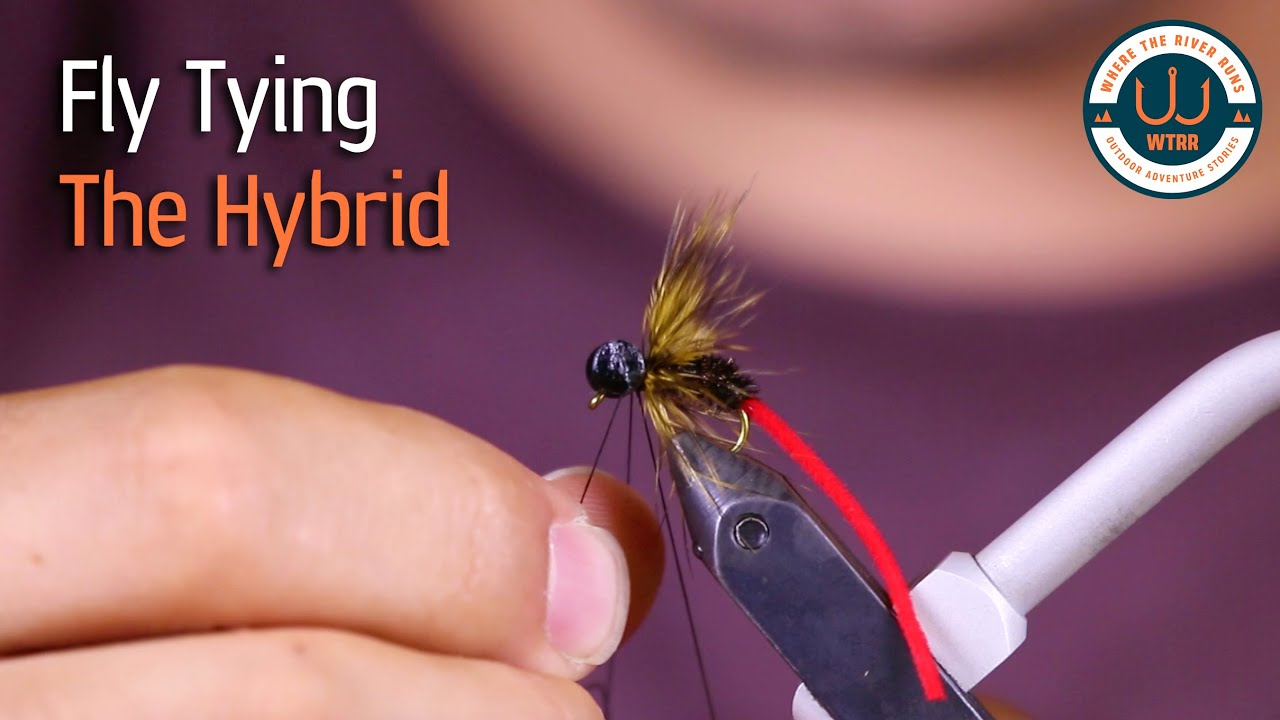 Fly Tying The Hybrid C...