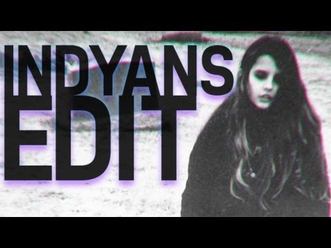Crystal Castles - Baptism (Indyans Edit) + Video Edit