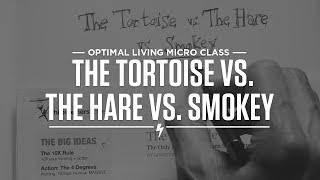 Micro Class The Tortoise Vs The Hare Vs Smokey