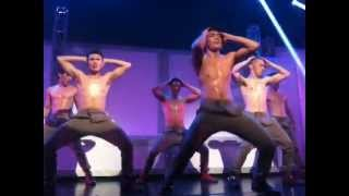 G-Force (Guys) - Sexy And I Know It (Live at Make Me Sweat concert)