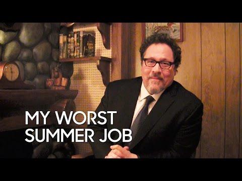 My Worst Summer Job: Jon Favreau