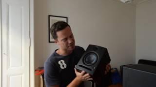 jbl lsr305 vs presonus eris e5 monitor speaker review