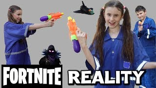 FORTNITE MASCHI vs FEMMINE - by Charlotte M. - FORTNITE REALITY