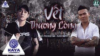 Vết Thương Lòng - Hồ Phong An x Tuấn Kuppj (Lyric Video) | OST Quy Chế Giang Hồ | Nhạc Hoa lời Việt