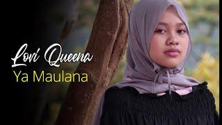 Ya Maulana Nissa Sabyan Cover by Lovi Queena