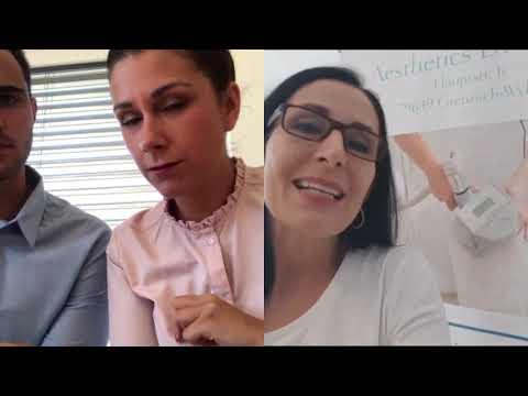 Petra Weisheit von Ästhetik Dreiland hello beauty. Die Werbemaßnahme für Ihr Kosmetikstudio!