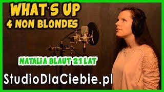 What's Up - 4 Non Blondes (cover by Natalia Błaut) #1069