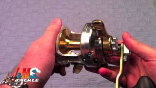 Shimano Talica Tac12ii Lever Drag Fishing Reel - J&h Tackle