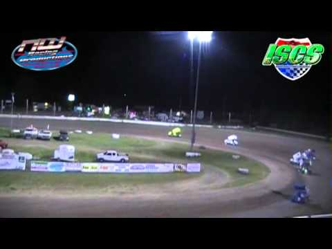 5-12-19 ISCS A Main @ Southern Oregon Speedway