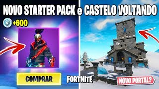 FORTNITE - TFUE vs BUGHA, NOVO STARTER PACK e TWITCH PROCESSADA?