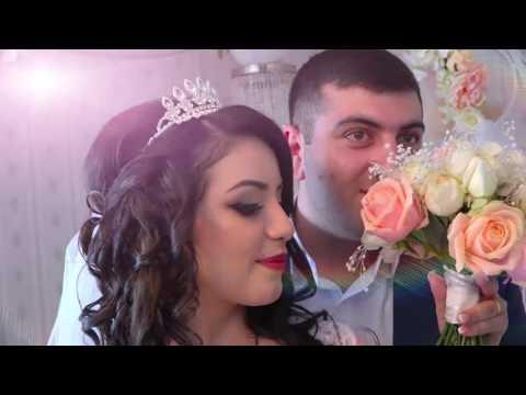 MILENA HANDISUTYUNNERI SRAH LAVRENT & GOHAR WEDDING