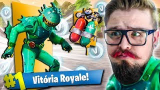 FORTNITE-I BOUGHT THE UGLIEST SKIN? RESPECT THE FROG! 14TH KILLS