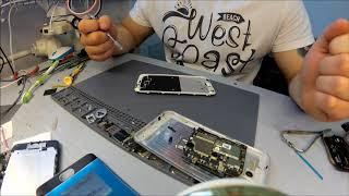 мобильный телефон Meizu M5 Note 16GB ремонт