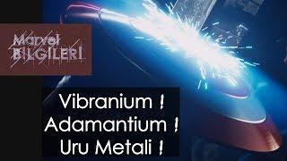 Vibranium, Adamantium ve Uru Metali Açıklaması !