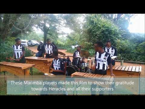 The Future & MAD in Africa thank Heracles