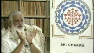 Guruji -Sri Amritananda Natha Saraswati of Devipuram talks about Sri Vidya!