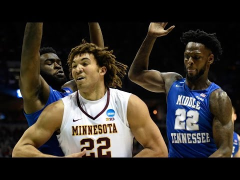 Middle Tennessee State vs. Minnesota: Game Highlights