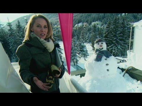 CNN goes behind the scenes in Davos