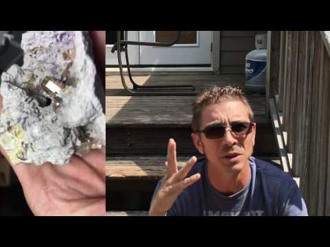 Utah Topaz Dig Or Drama Claims & Accidental high-graders?