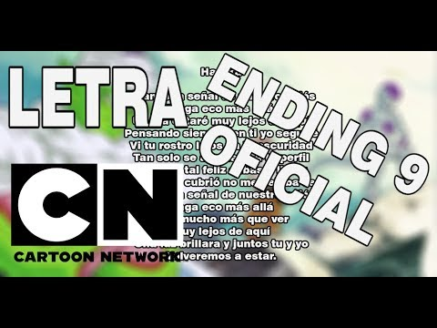 Dragon Ball Super Ending 9 Letra Oficial CN - Sergio Garcia