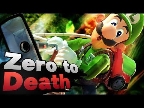 Smash Ultimate - Luigi's Insane Combo Game thumbnail