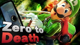 Smash Ultimate - Luigi's Insane Combo Game