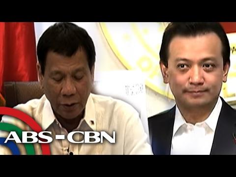 TV Patrol: Duterte, hinamong ilabas ang transaction history sa bank account