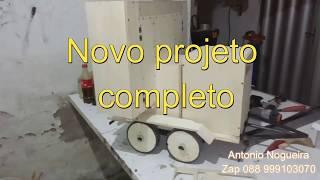 Novo projeto completo Mini Paredão 10