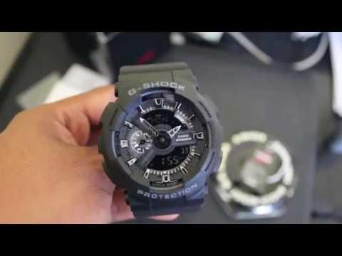 0f835e3fd33 CASIO G SHOCK GA110 EL MEJOR CLON EN EL MERCADO - YouTube