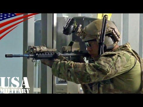 特殊部隊グリーンベレーのCQB・第7特殊部隊グループ - Special Forces Green Berets, Close Quarters Battle