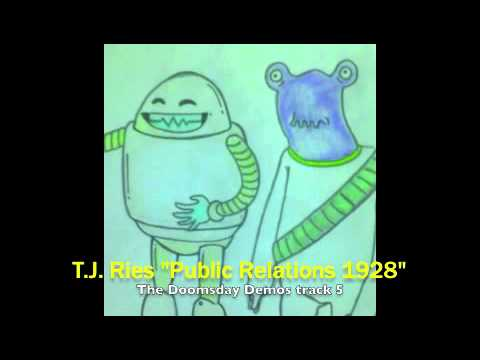 """TJ Ries """"Public Relations 1928"""" (The Doomsday Demos track 5"""