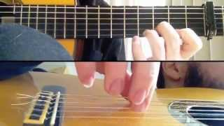 3-Finger Picado - from Cueva del Gato by Paco de Lucia