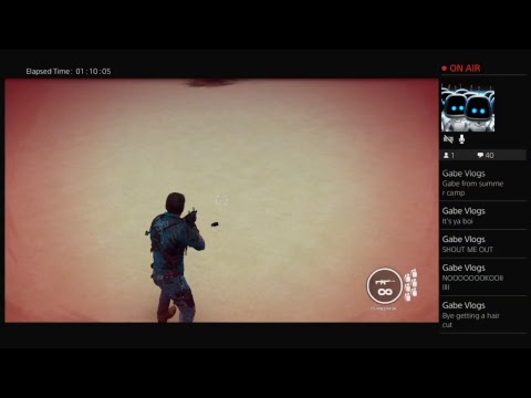 Sir_Eddy_Lowe's Live PS4 Broadcast just cause 3 crusing bomb island
