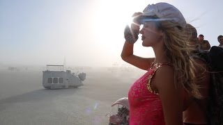 what really goes down at burning man 2016