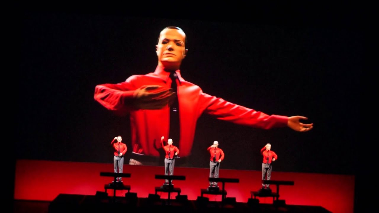 Kraftwerk - The Robots - Kraków 2015.12.04 - YouTubeKraftwerk The Robots
