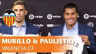 Gabriel Paulista and Jeison Murillo, presented as new VCF players
