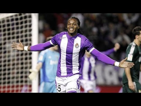 Manucho-All Goals-2012/13-Real Valladolid-HD