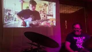 "Jamie Rosenn & Jason Harnell - ""Beleaguered"" (from JH Solo Drum Experience)"