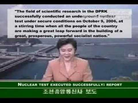 DPRK Successfully Conducts Underground Nuclear Test