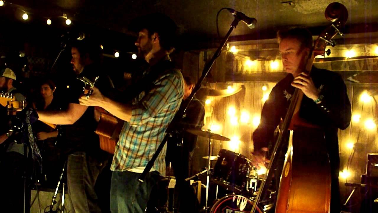 "Sean Oliver live at the Dakota Tavern, Toronto - ""Old Tattoo"""