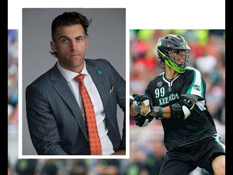 paul rabil is starting a new professional lacrosse league youtube