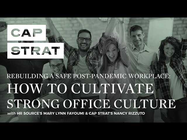 How To Cultivate and Maintain A Strong Culture When Not Together